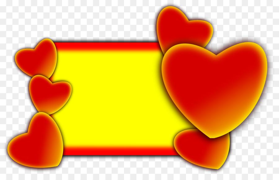 Love letter Picture Frames Clip art - twins png download - 2400*1521 ...