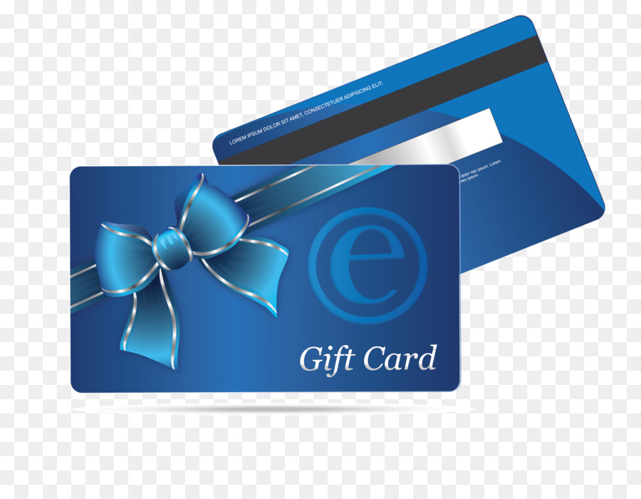 Gift card Loyalty program Retail Business Cards - business card png ...