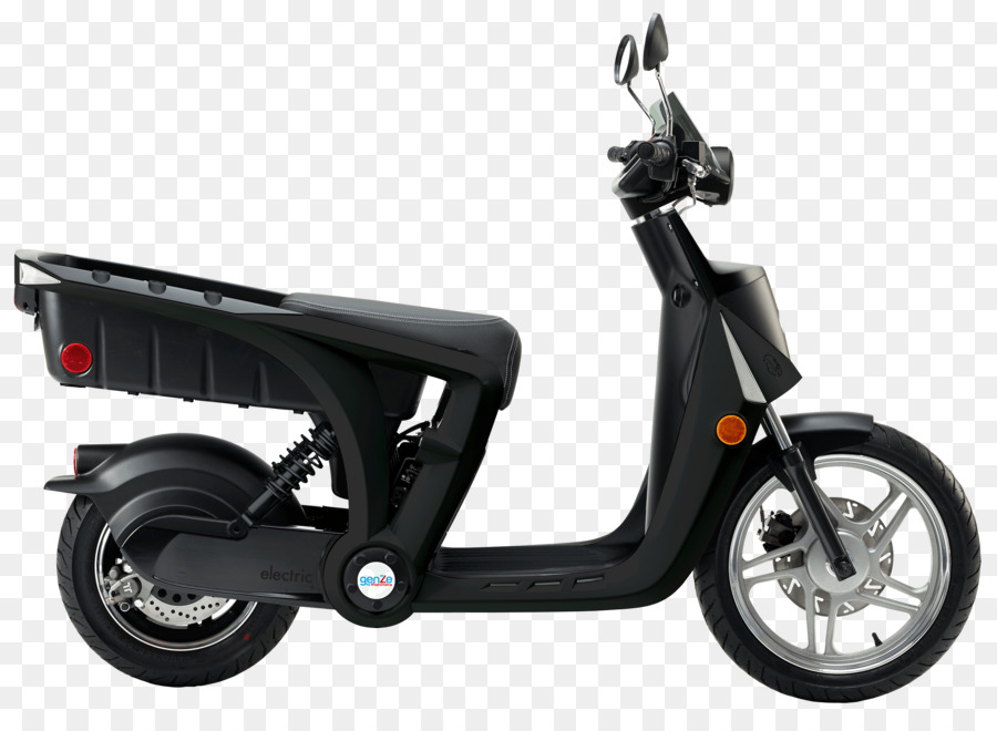 Electric Motorcycles And Scooters Mahindra Bicycle Vehicle Scooter Png 3347 2404 Free Transpa