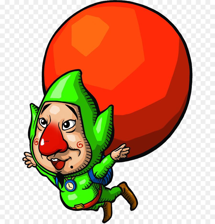 Freshly Picked Tingles Rosy Rupeeland Hyrule Warriors Balloon Fight
