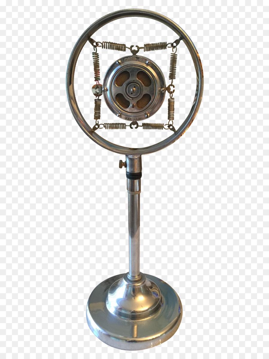 microphone des années 1920, l'architecture art déco - microphone
