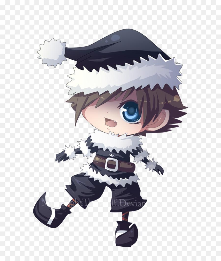 Kingdom Hearts III Kingdom Hearts Birth by Sleep Sora Christmas ...