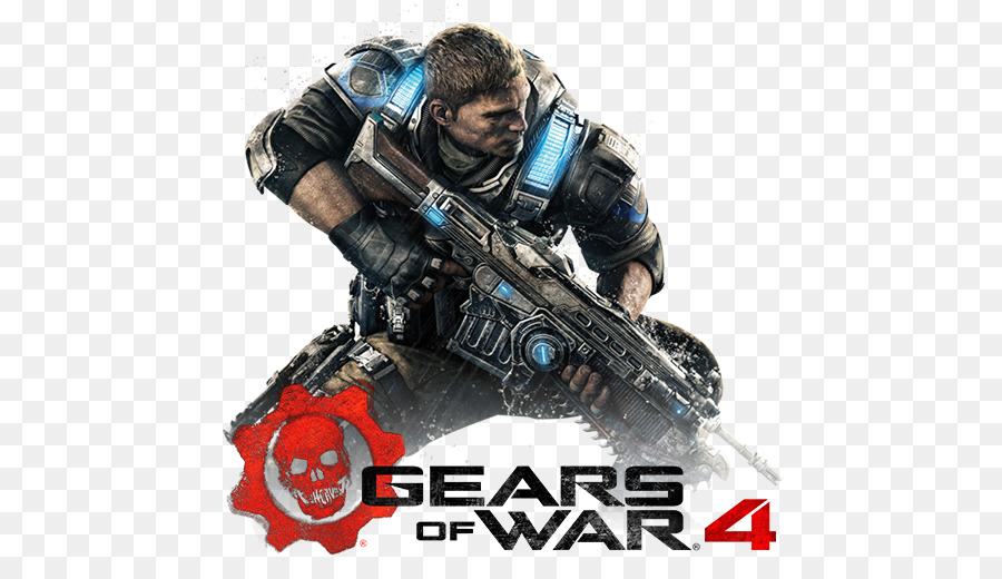 Gears Of War 4 Pc Game png download - 512*512 - Free Transparent