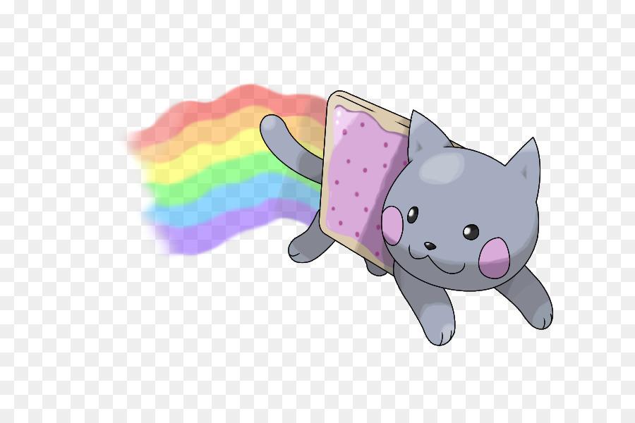 Nyan Cat Desktop Wallpaper Cats Png Download 688600 Free