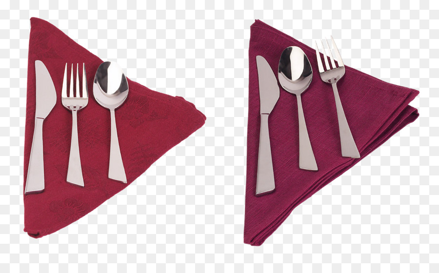 Cloth Napkins Cutlery Fork Table setting - fork png download - 1280 ...