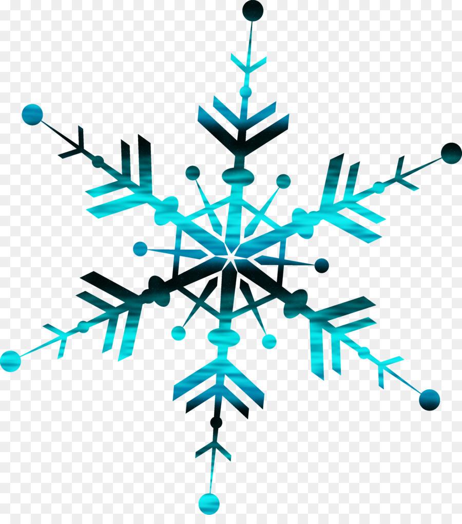 Weihnachten Schneeflocke clipart - Schneeflocken png herunterladen ...