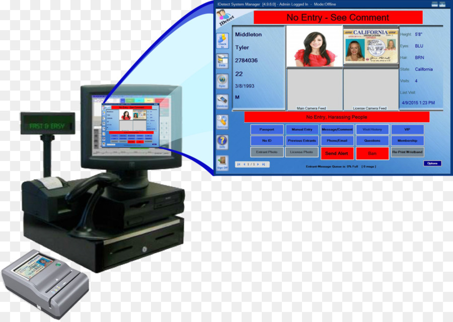 Point Of Sale Machine png download - 1000*710 - Free