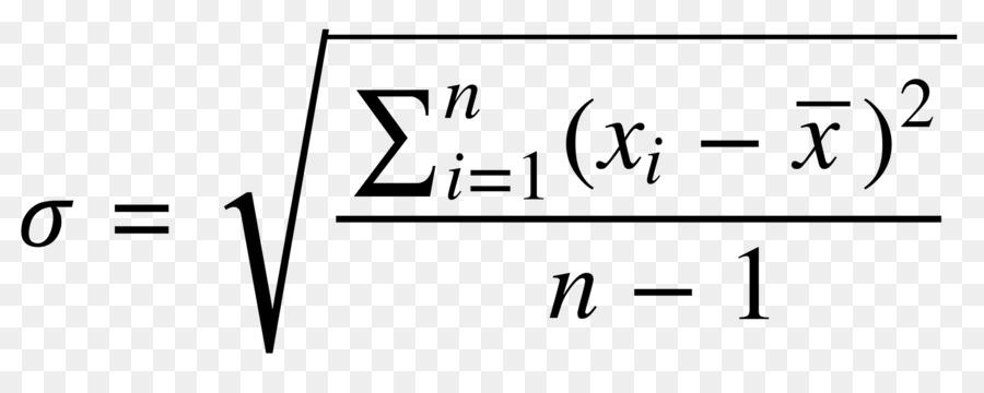 Standard Deviation Statistical Dispersion Mean Variance
