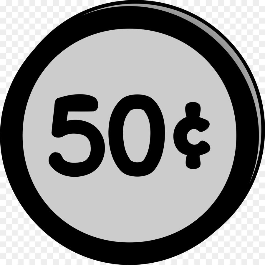 Cent Coin Half Dollar Clip Art Dollar Png Download 23582358