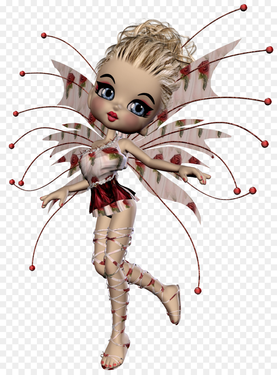 Fairy Blog Doll Legendary Creature Name Fairy Png Download 1216
