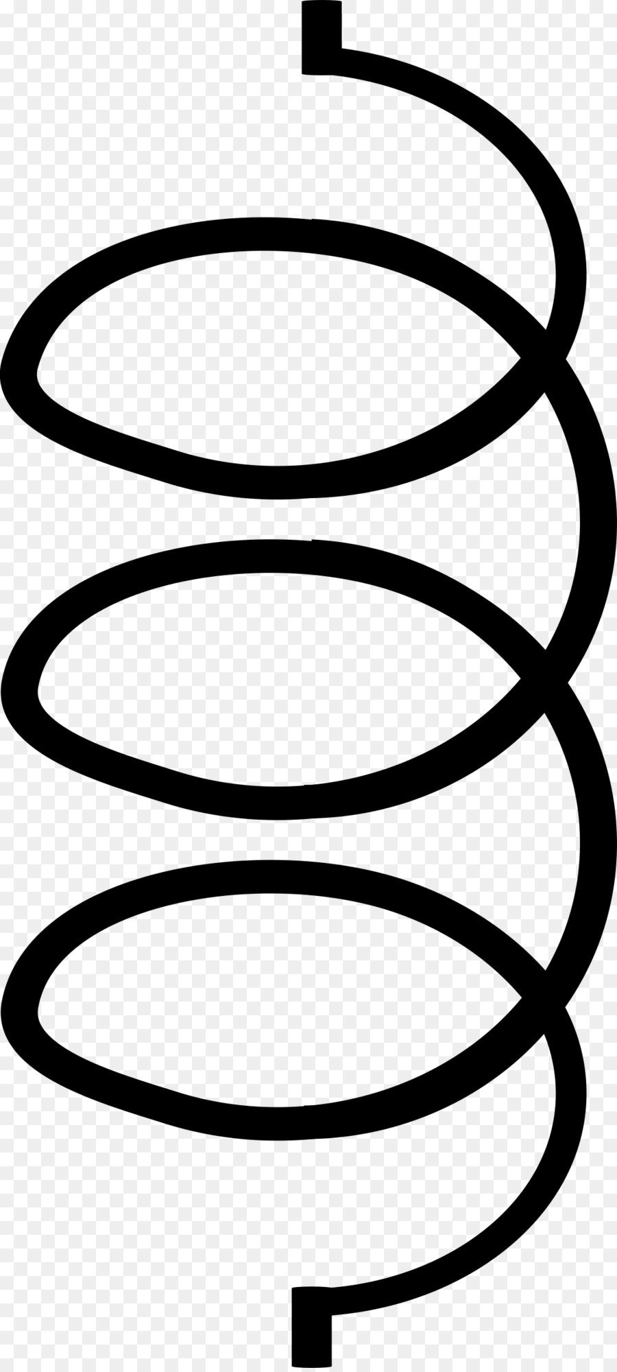 symbol, inductor, inductance, line art, angle png