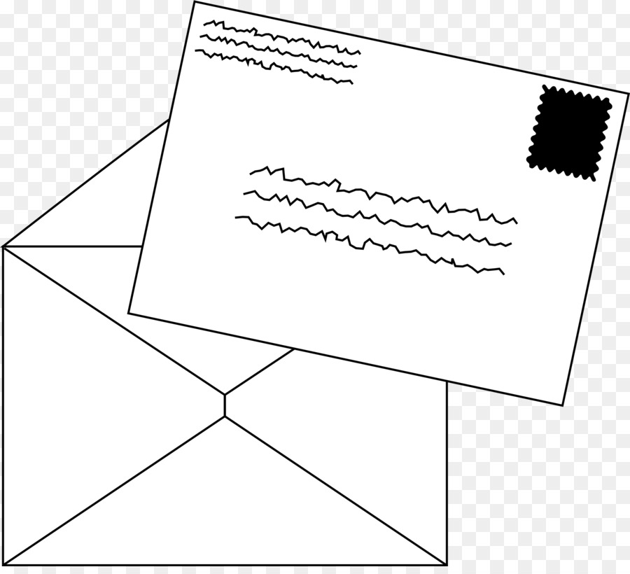 Letter Alphabet Download Clip art   envelope mail png download