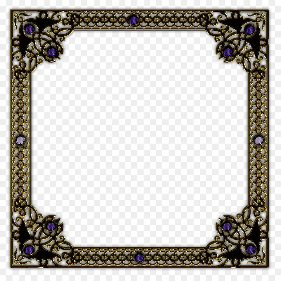 Ornamento Marcos Clip art - cuadros png dibujo - Transparente png ...
