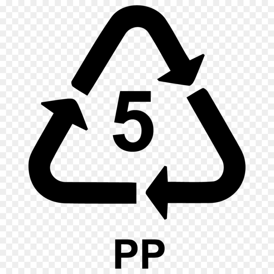 Polypropylene Plastic Recycling Recycling Codes Recycle Png