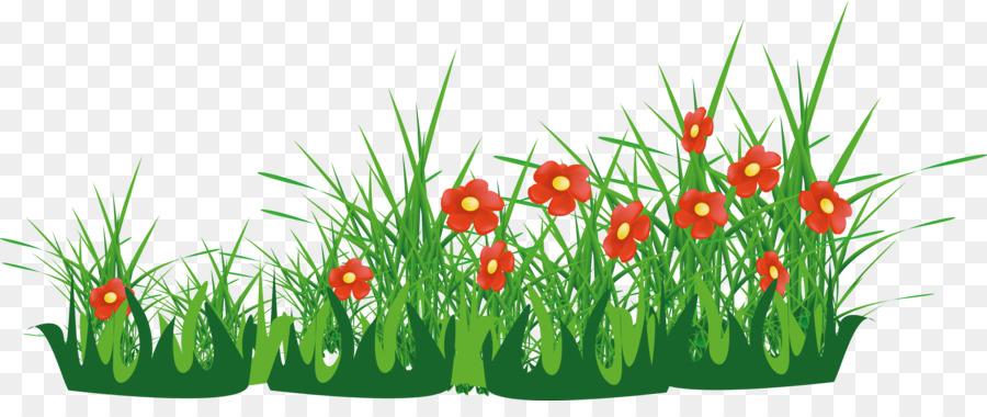 Arbustos Con Flor Clip Art Cartoon Flowers Png Download 8905 - Arbustos-de-flor