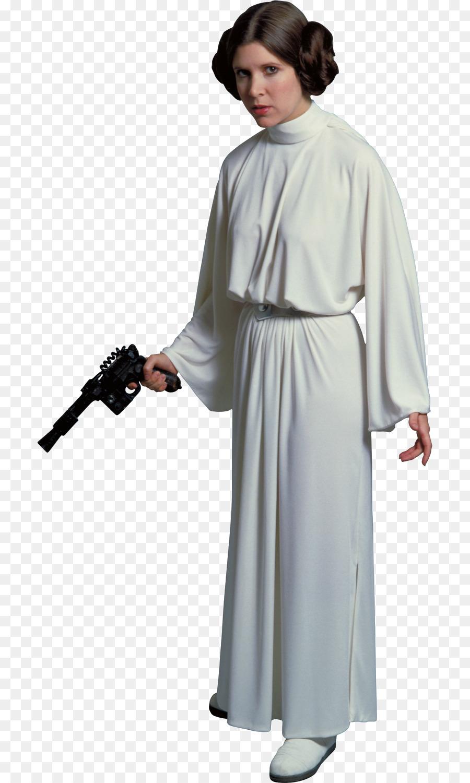 Leia Organa Star Wars Kostüm Prinzessin Youtube Starwars Png