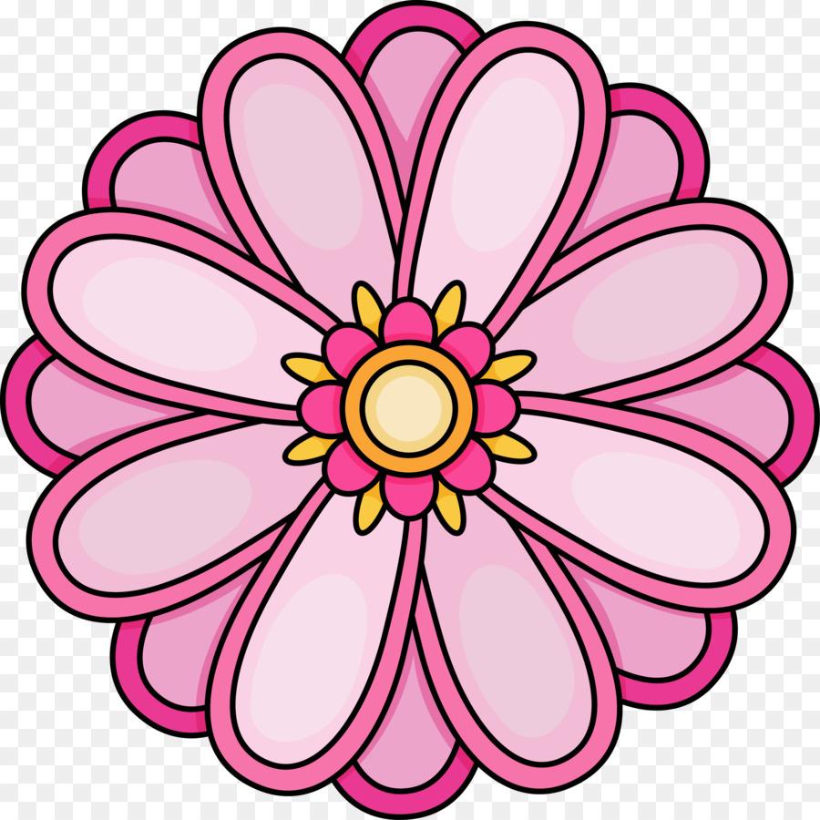 Flor libro para Colorear, Dibujo de Clip art - FLORES MEXICANAS ...