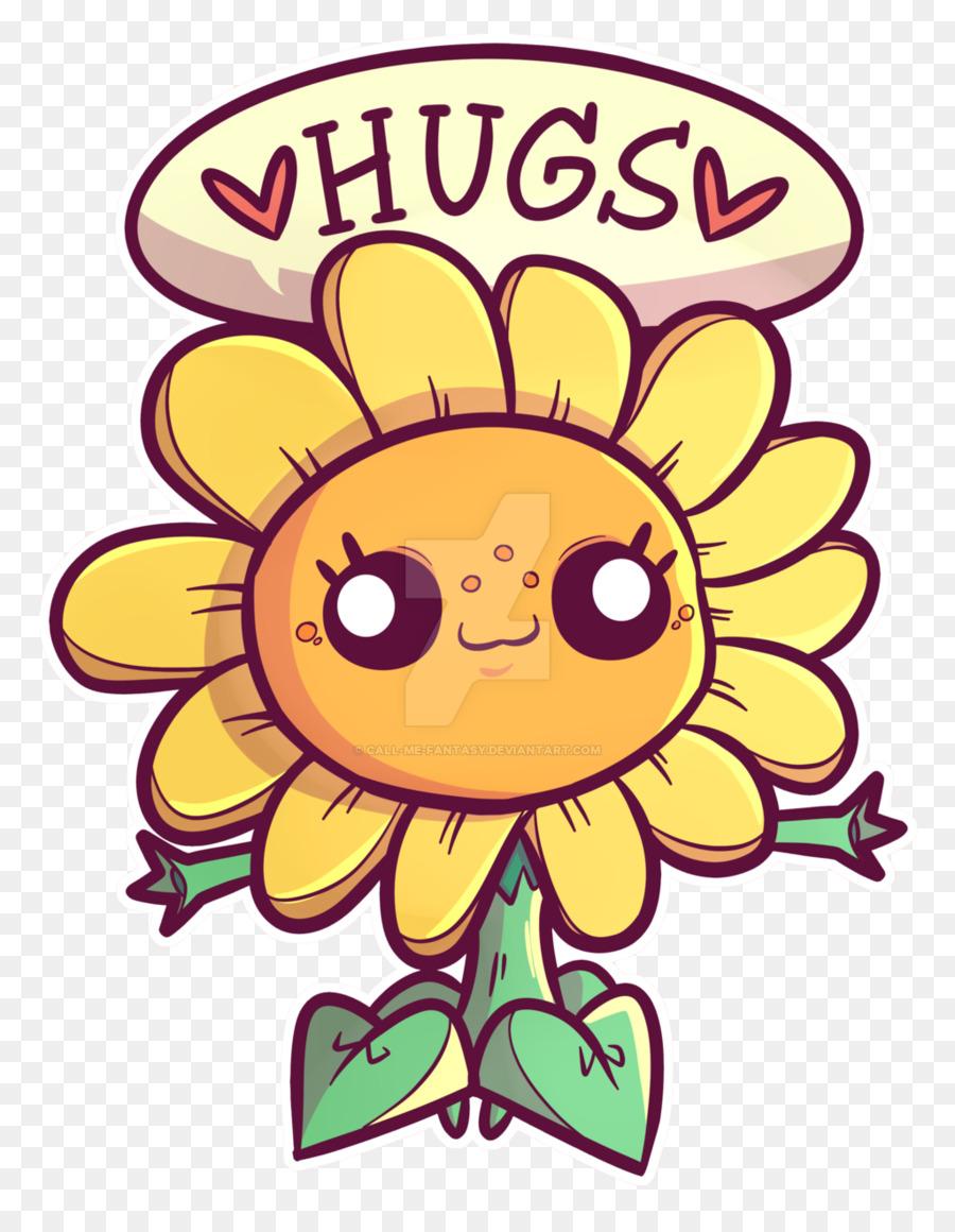 Plants Vs. Zombies: Garden Warfare 2 Common Sunflower Drawing Clip Art   Plants  Vs Zombies