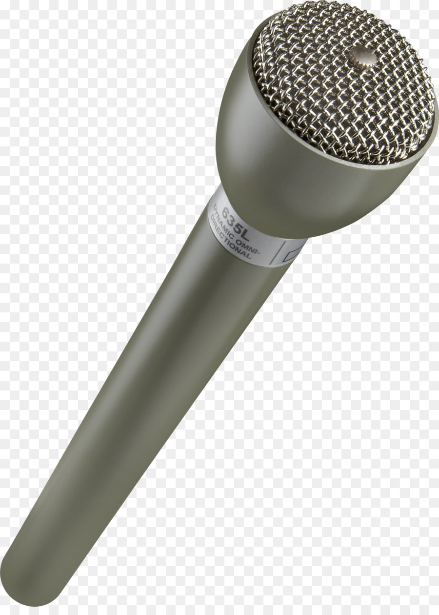 Microphone Audio Electro-Voice Sound Loudspeaker - microphone png