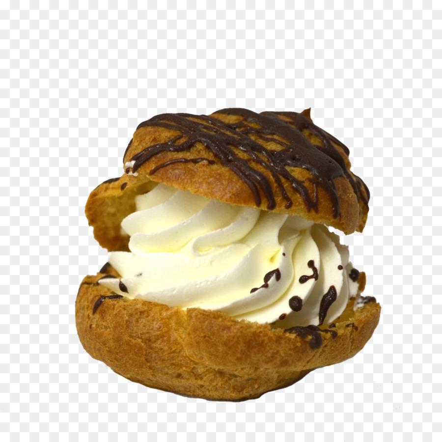 Profiterole Ice cream Wedding cake Sundae - wedding cake png ...