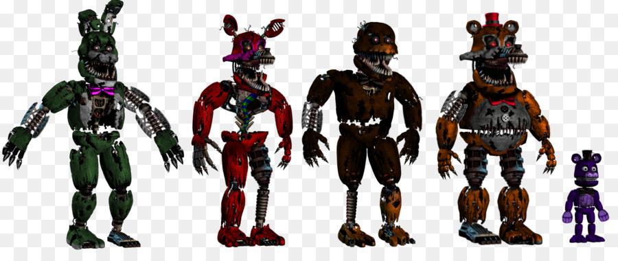 Animatronics Toy png download - 1768*719 - Free Transparent