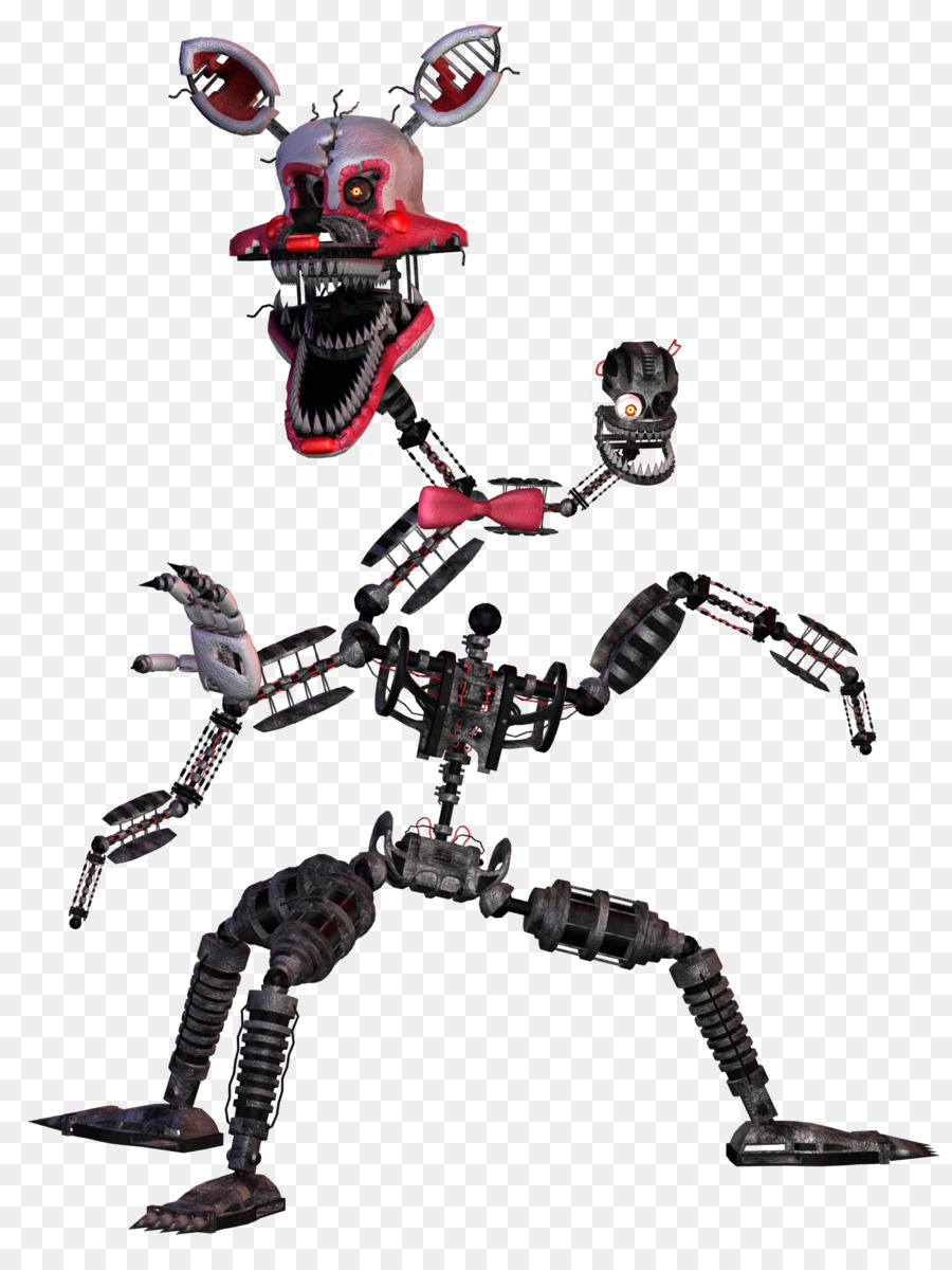 Pictures Of Mangle From Five Nights At Freddys 2