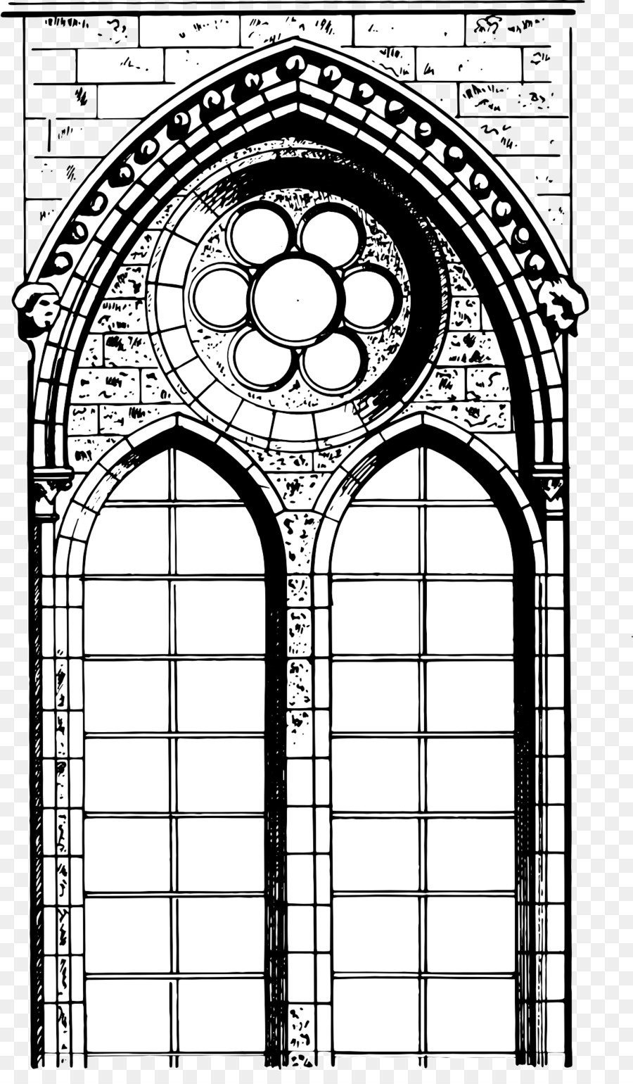 Cathedral Architecture Drawing Gothic