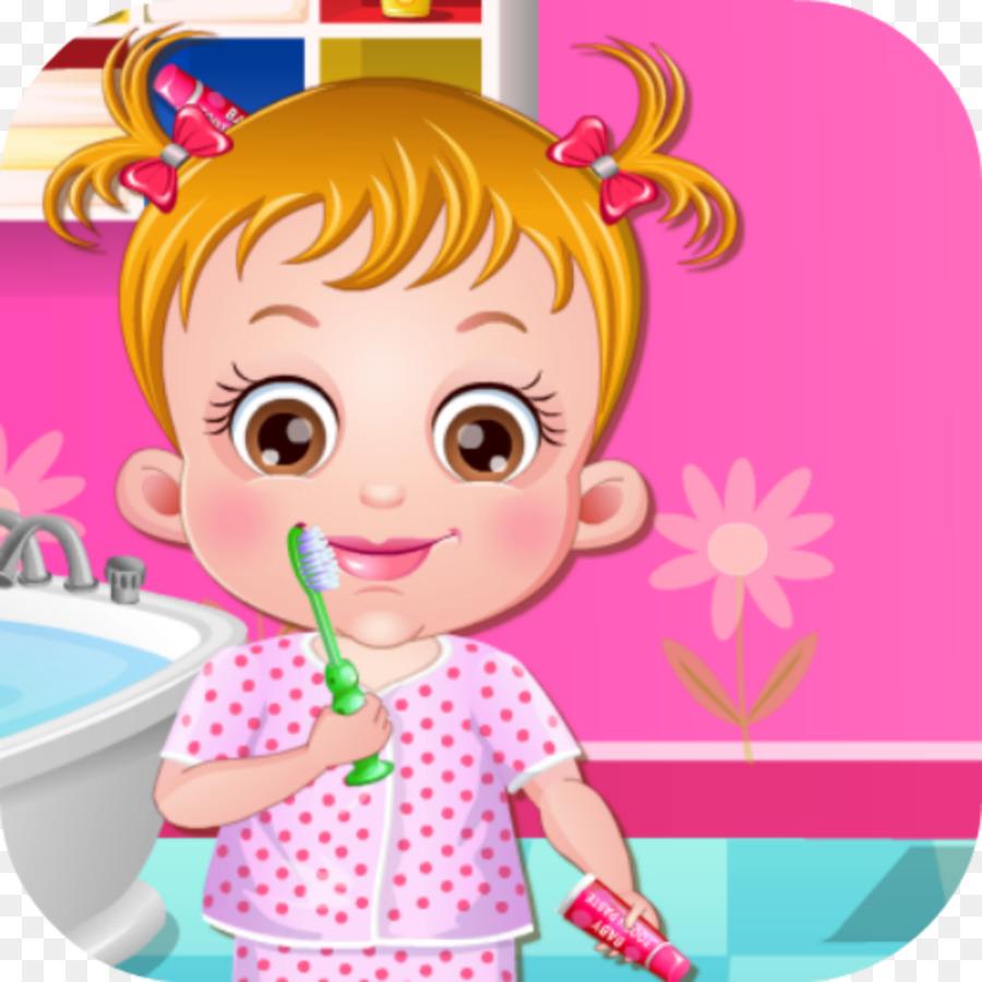 Baby Hazel Brushing Time Baby Hazel Cinderella Story Baby Hazel Hair Day Baby  Hazel Hair Care Baby Hazel Games - Baby teeth