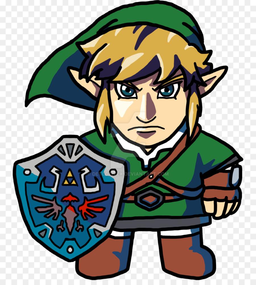 The Legend Of Zelda Skyward Sword Art Frieza Link