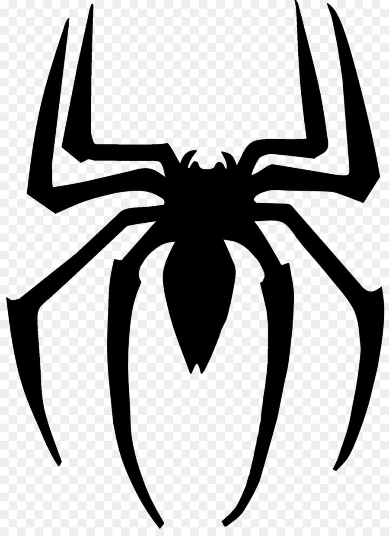 Spider Man Venom Logo Superhero