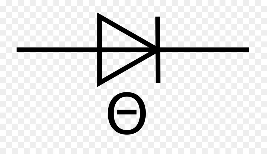 Silicon Controlled Rectifier Zener Diode Electronic Symbol