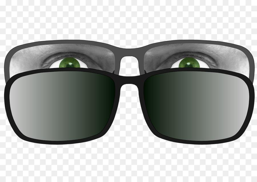 Gafas de sol de la percepción Visual de las Gafas de Ojo - anteojos ...