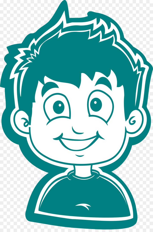 Plantilla de cartel Quería YouTube - niño feliz png dibujo ...