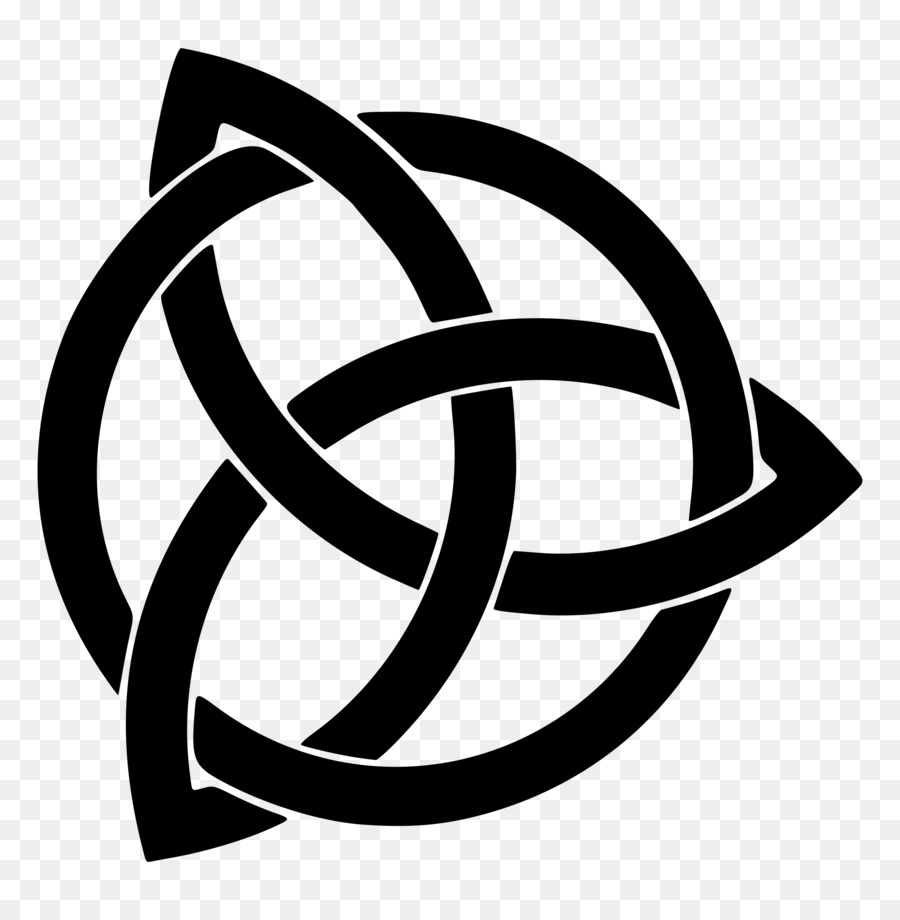 Celtic Knot Symbol Triquetra Celts Meaning Celtic Png Download