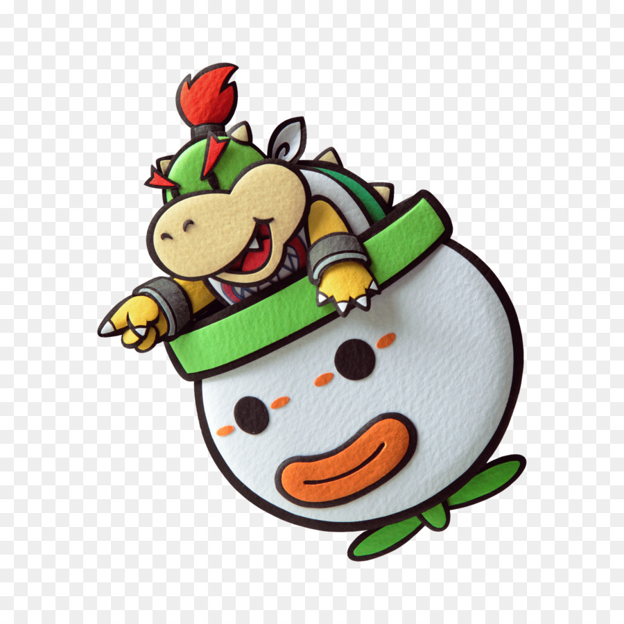 Bowser, Paper Mario: Sticker Star, Luigi - bowser Formatos De ...