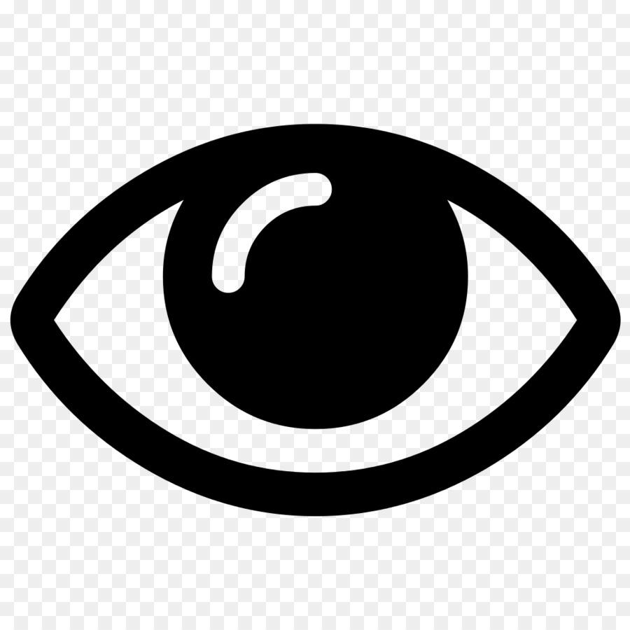 Font Awesome Computer Icons Eye Symbol Binocular Png Download