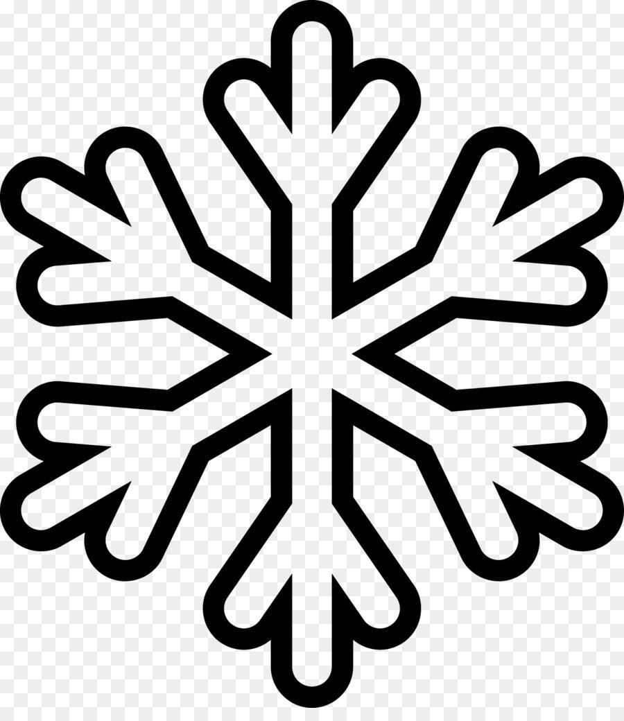Coloring book Snowflake Drawing Clip art - Snowflake png download ...