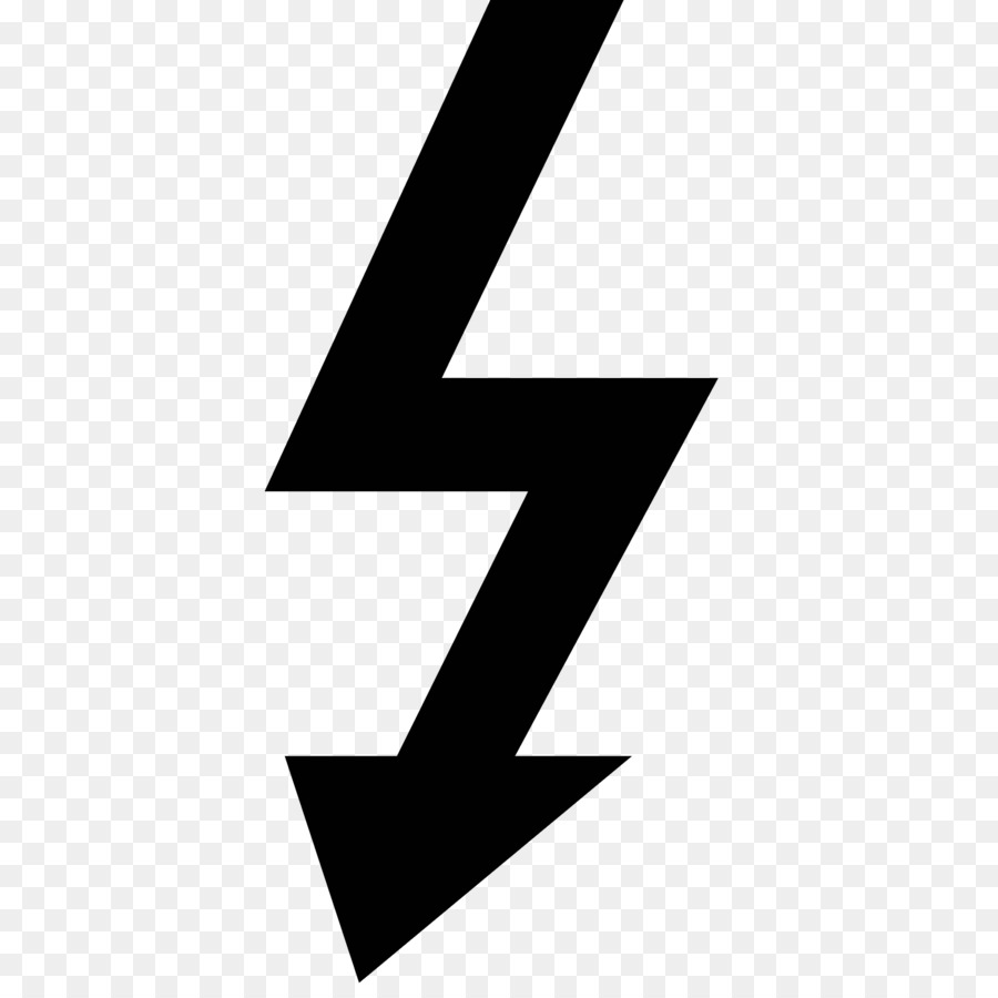 Computer Icons Electricity Symbol - and png download - 1600*1600 ...