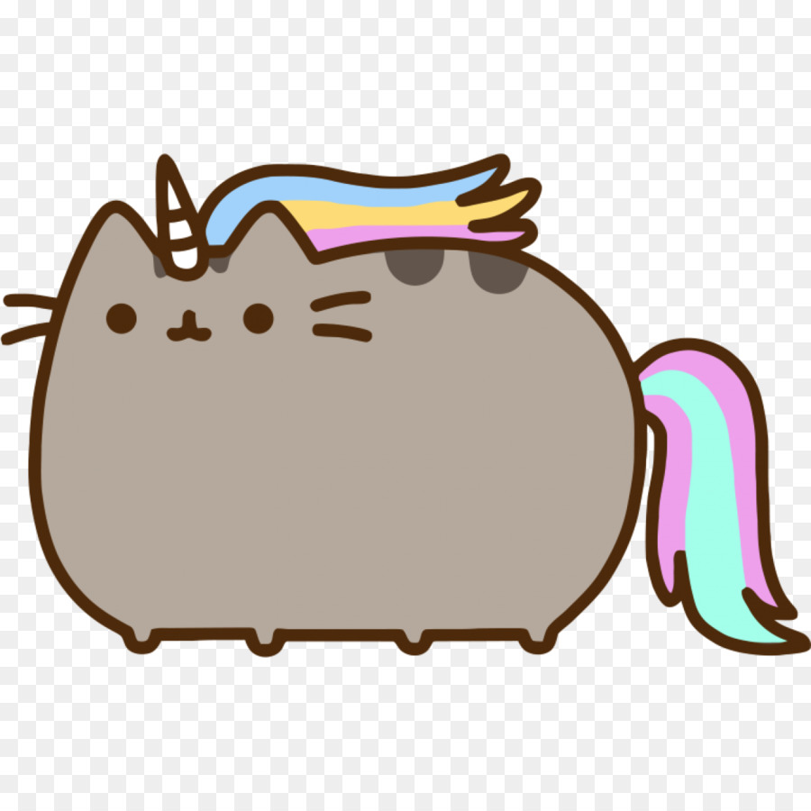 pusheen cat gund greeting note cards birthday unicorn