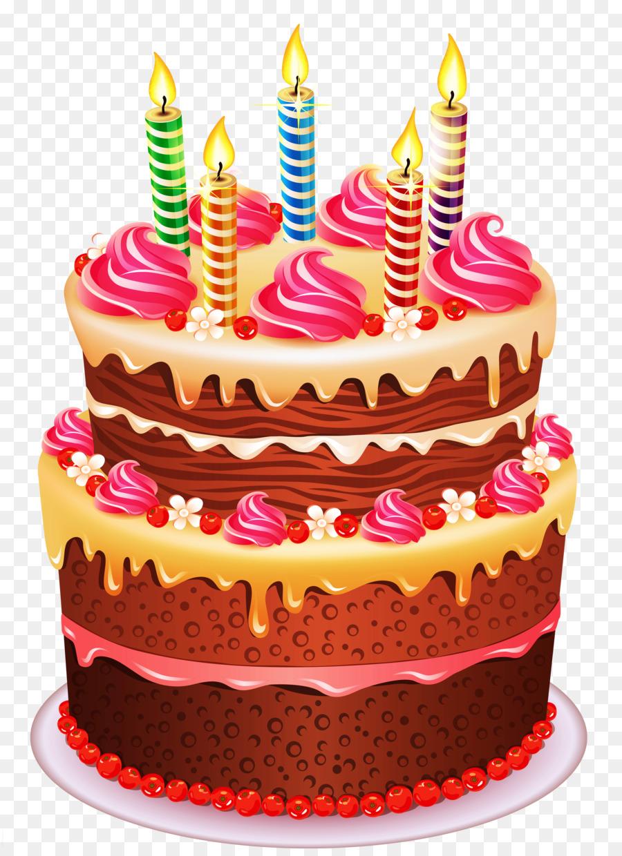 Birthday Cake Chocolate Cake Cupcake Clip Art Happy Birthday Png