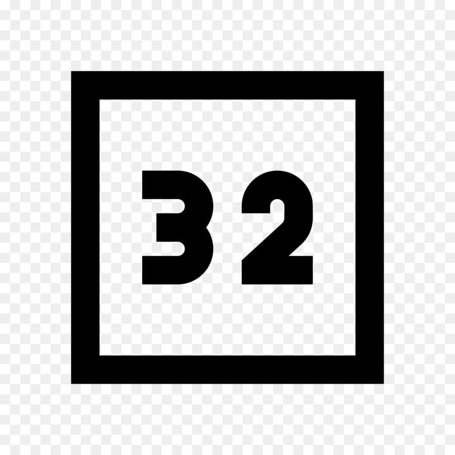 64-bit computing 32-bit computer icons 8-bit eps矢量 png.