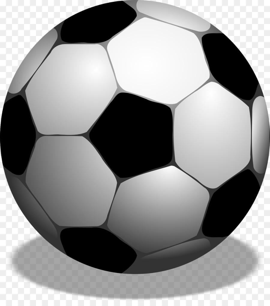 Football Sport Beach Ball Clip Art Fotball Png Download