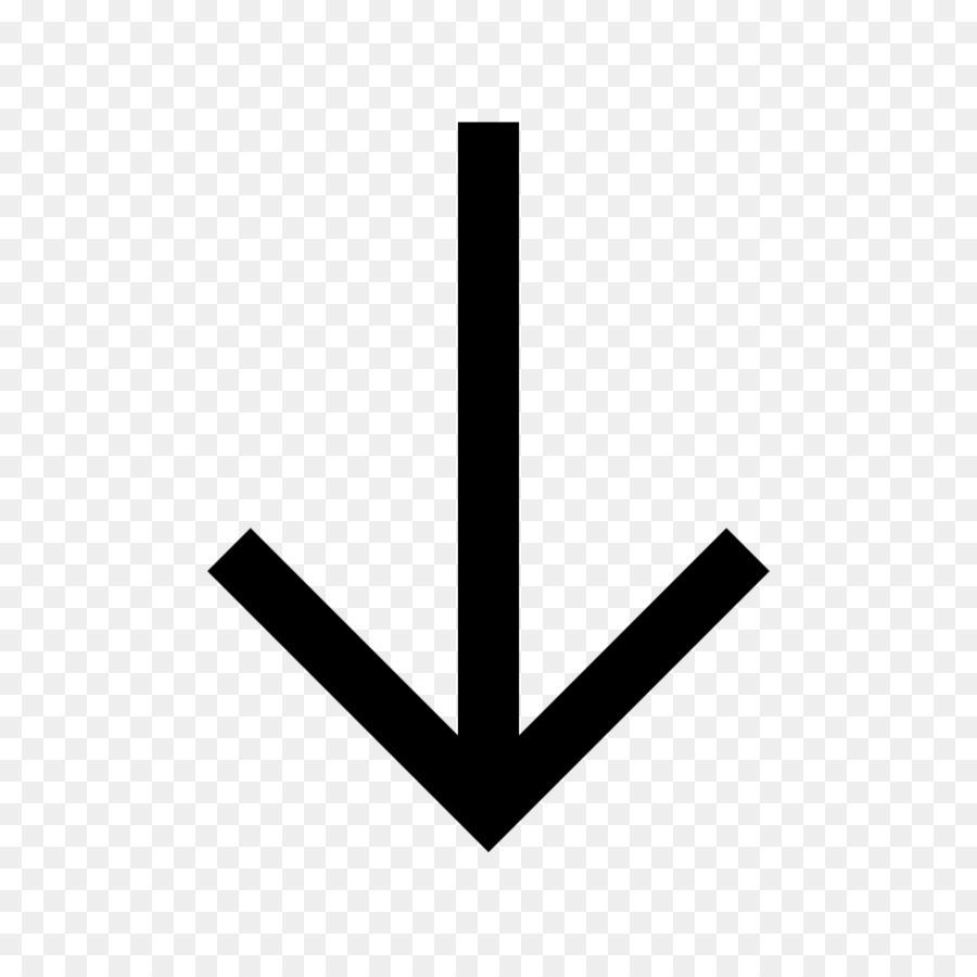 arrow computer icons clip art down arrow png download 1024 1024 rh kisspng com arrow blue down clipart red down arrow clip art