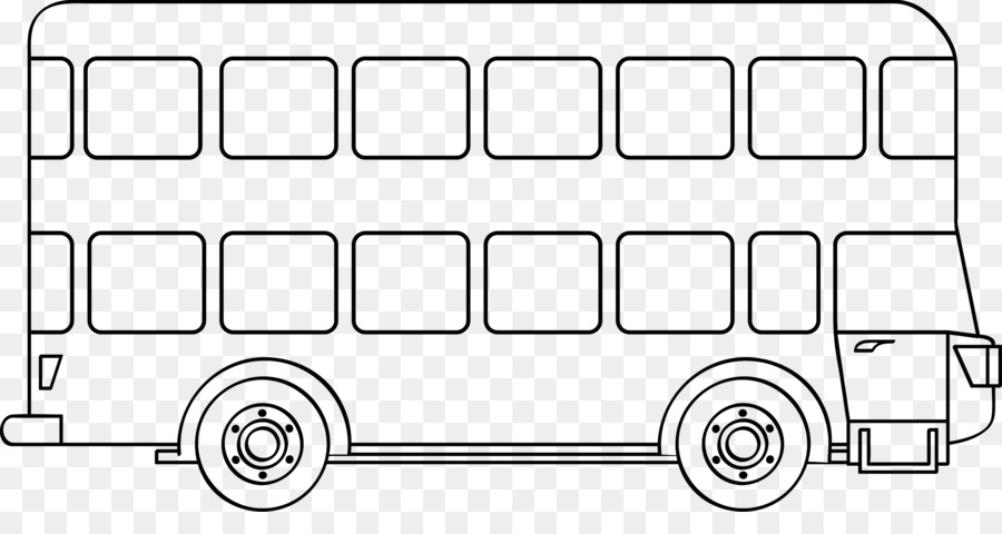 Bus Coche Ausmalbild libro para Colorear de vehículos de Motor - bus ...