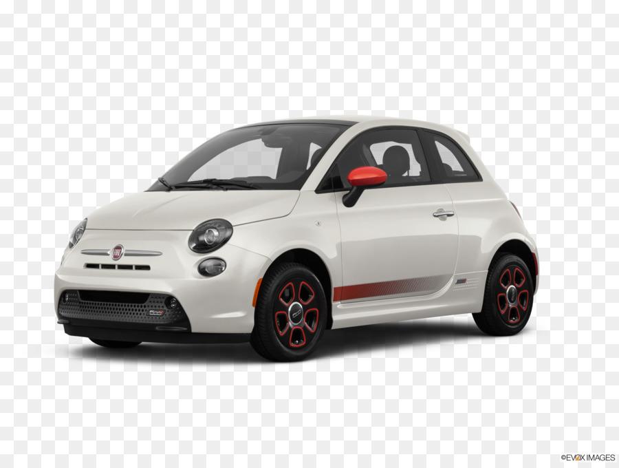 2017 Fiat 500e Car Chrysler Png 2400 1800 Free Transpa