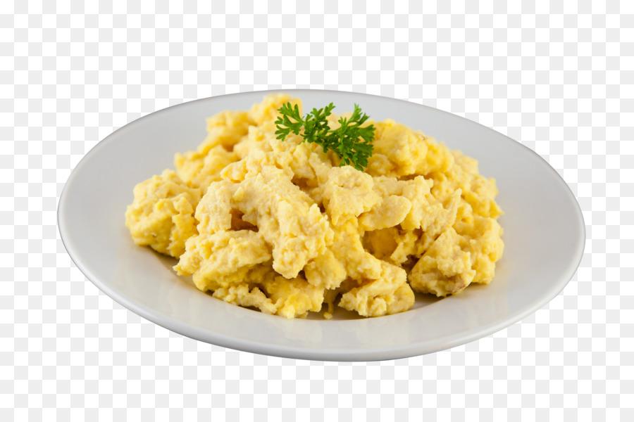 Scrambled Eggs Fried Rice European Cuisine Fish Slice