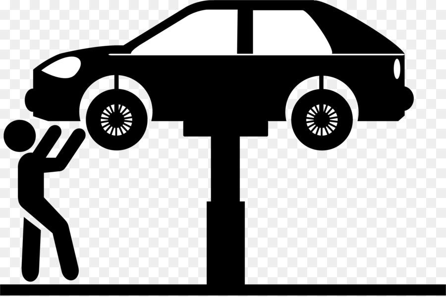 Car Automobile repair shop Auto mechanic Maintenance Clip ...