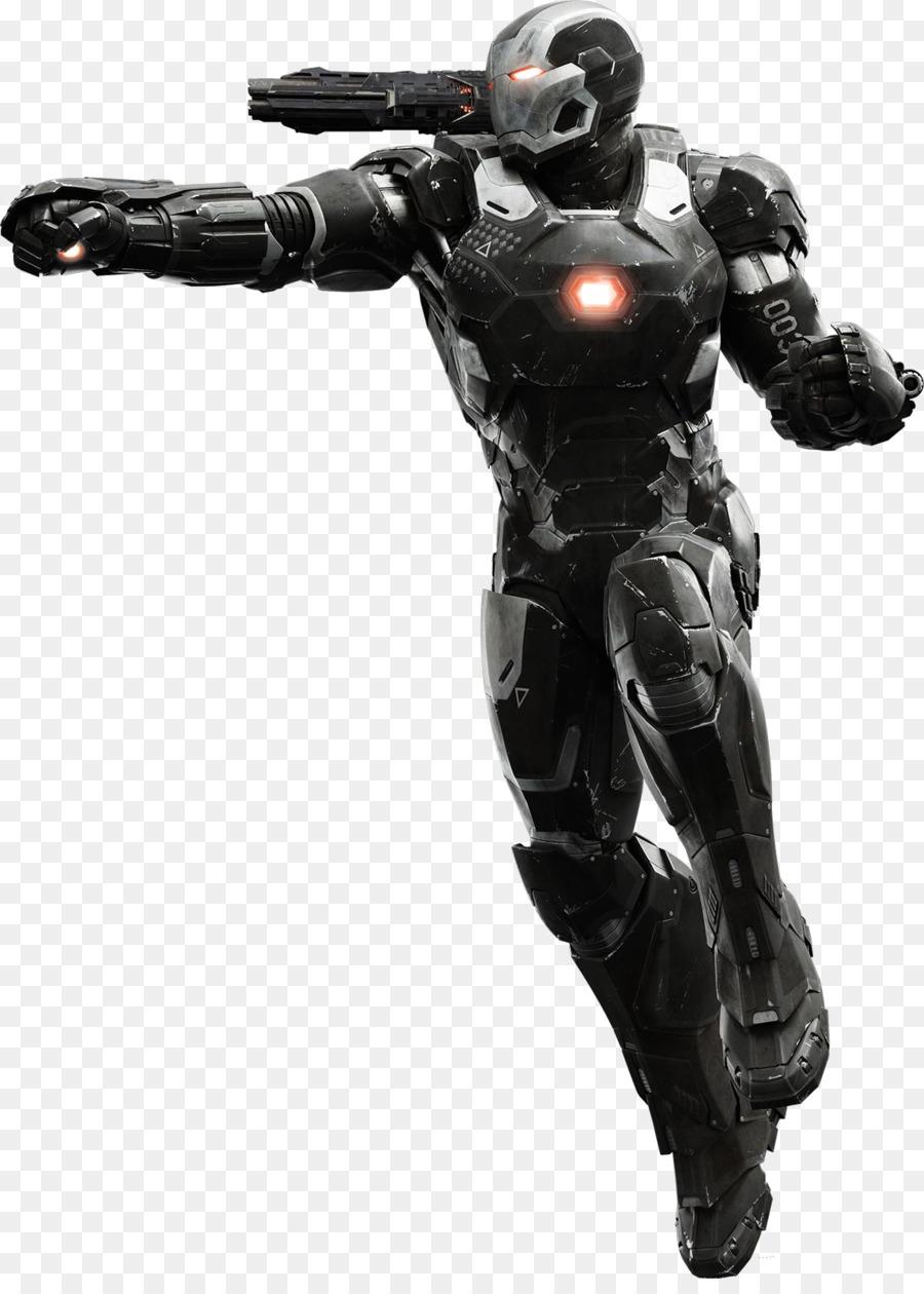 War Machine Captain America Iron
