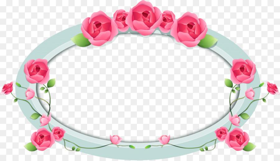 Deseo De Animación De La Felicidad - marco de color rosa Formatos De ...