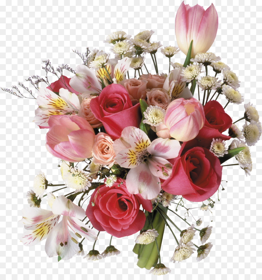 Flower bouquet Flower of the Fields Bride Marriage - womens day png ...